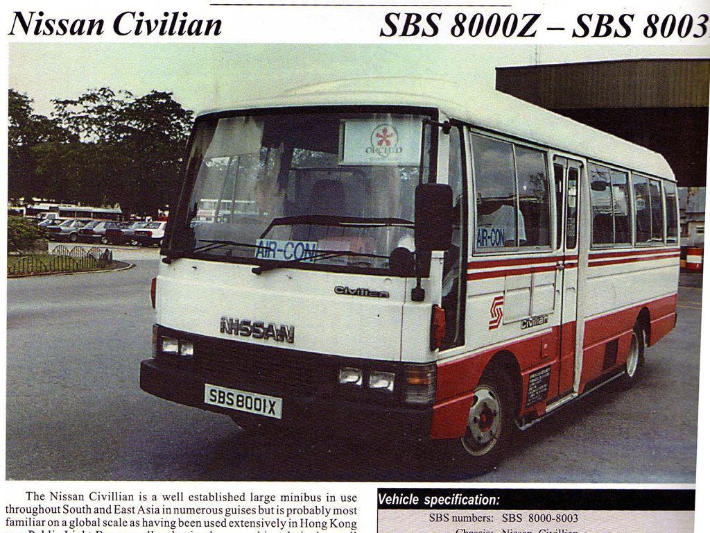 Small House Design Buses In Gapore Sbs Transit S Sunlong Slk6121