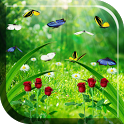 Summer Garden Live Wallpaper icon