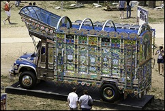 Pakistani Painted Truck 06
