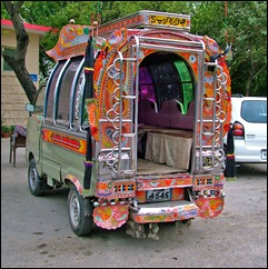 Pakistani Painted Truck 13