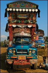 Pakistani Painted Truck 11