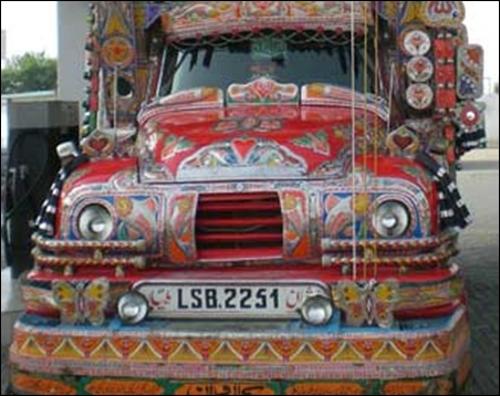 Pakistani Painted Truck 20