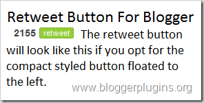 compact-retweet-button-for-blogger-style-1