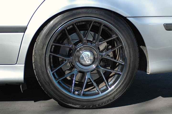 For Sale Bbs Rc 18 Quot Staggered Shadow Chrome E39 Bmw M5