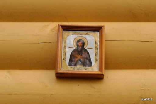Хутынский Спасо-Преображенский монастырь Икона преподобного Варлаама фото yuri1812