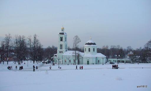 Церковь Пресвятой Богородицы в Царицыно фото yuri1812