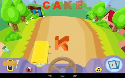 Alphabet Car Screenshot 8