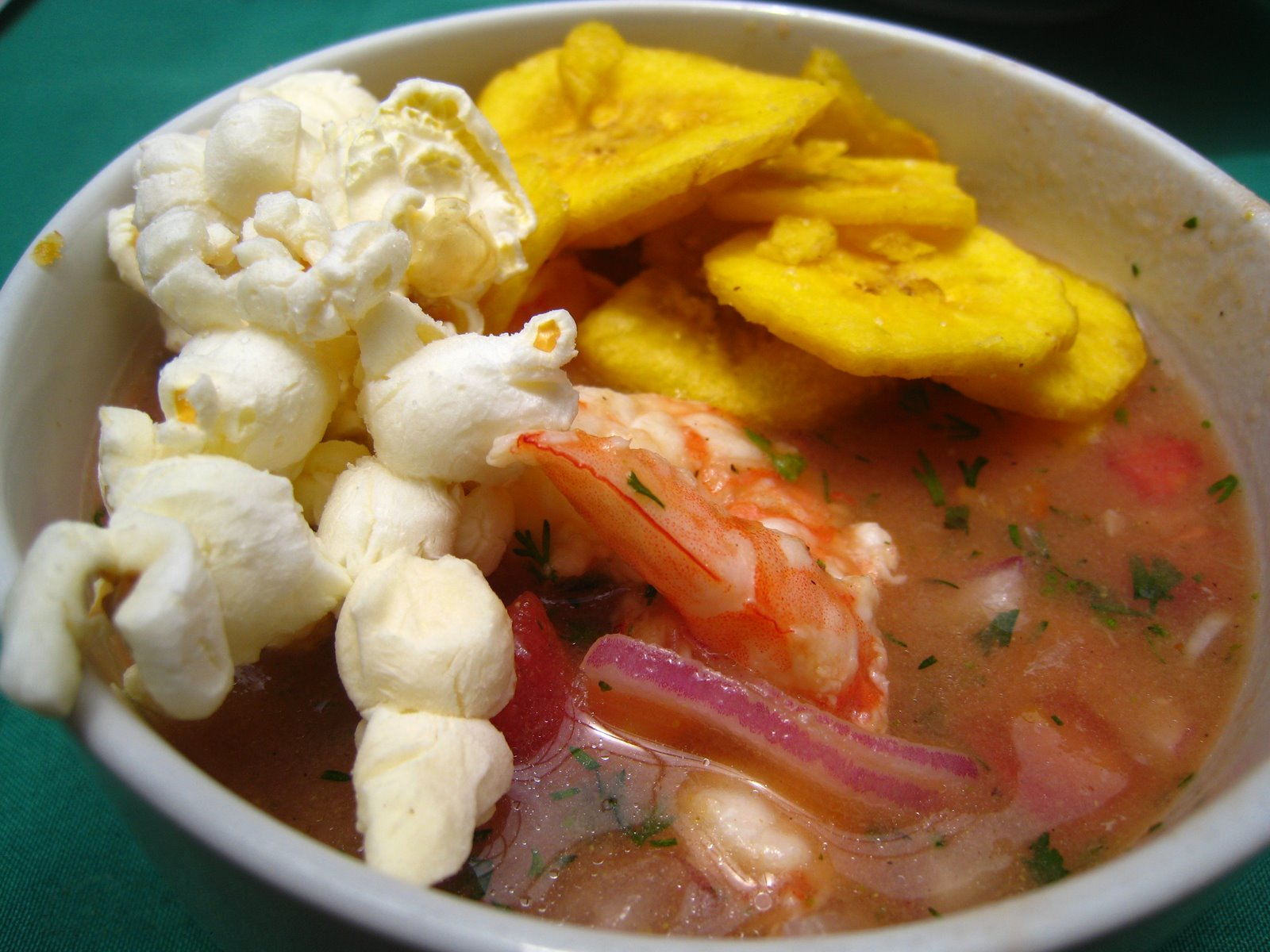 ecuadorian ceviche - photo #14
