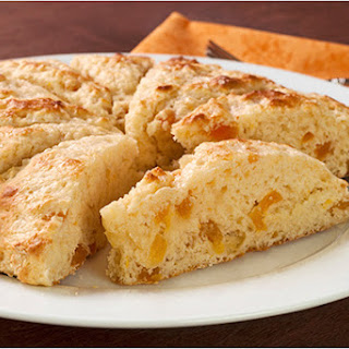 Easy Buttermilk Scones.