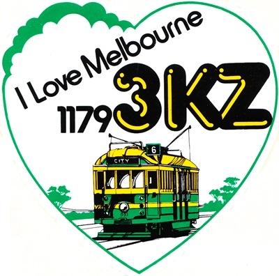 Radio Recall: Melbourne: 3KZ, 3KKZ