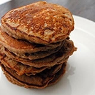 Teff n' Quinoa Gluten Free Pancakes