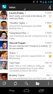 Google Voice Screenshot 1