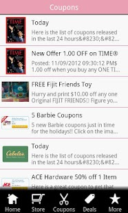 Go Momma Coupons- screenshot thumbnail