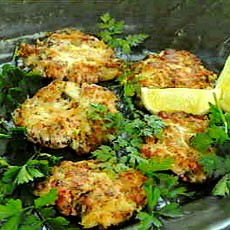 Salmon Rosti Fish Cakes