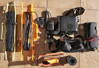 Marxy S Musing On Technology Portable Ham Radio Station Gear