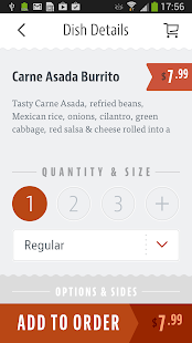 Cuca's Mexican Food- screenshot thumbnail