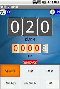 Bike-O-Meter- screenshot thumbnail