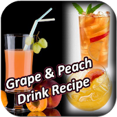 Grape & Peach Drink Recipe
