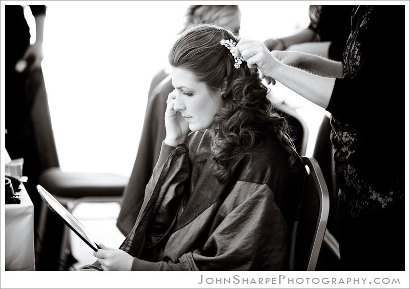 St Cloud Wedding Photography Getting Ready