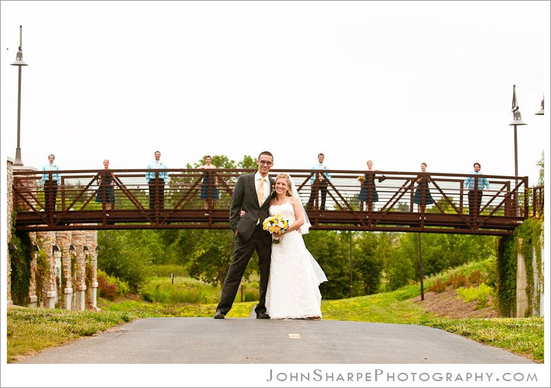Elm Creek Chalet Wedding