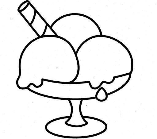 Resultado de imagen para comida chatarra para colorear y recortar