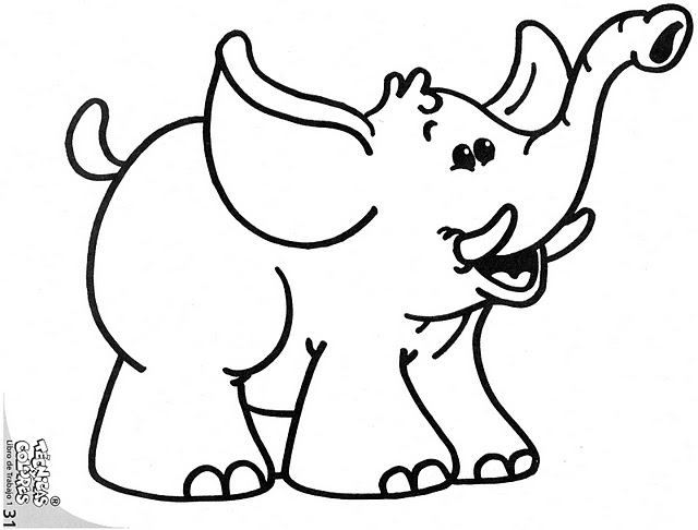Desenhos Animais Para Colorir E Imprimir Animais