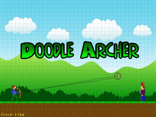 Paper Archer - screenshot