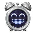 BedBuzz Talking Alarm Clock icon