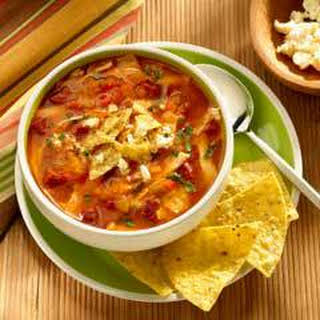 Quick Tortilla Soup.