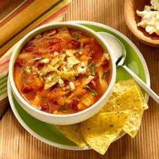 Quick Tortilla Soup.