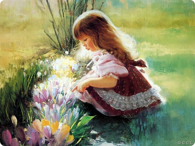 painting_children_kjb_DonaldZolan_51ColorsofSpring_sm