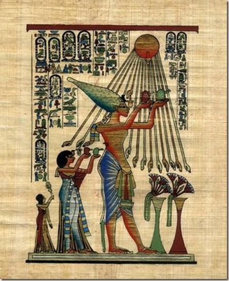 dIOS egipcio ATON