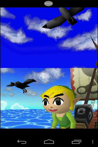 NDS PRO (Nintendo DS Emulator) - screenshot