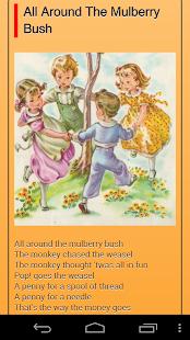 儿童歌曲的孩子