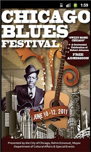 Chicago Blues Festival 2011 - screenshot thumbnail
