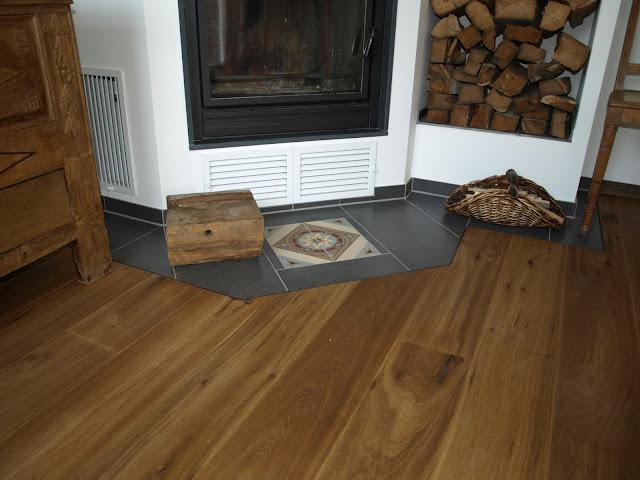 hq landhausdiele eiche moskau 1 stab eiche antik ger uchert ge lt ebay. Black Bedroom Furniture Sets. Home Design Ideas