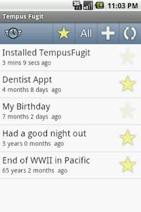 Tempus Fugit Time Flies FREE - screenshot thumbnail