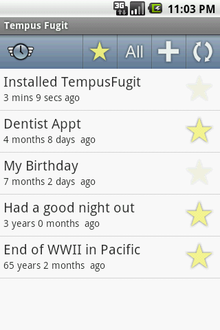Tempus Fugit Time Flies FREE - screenshot