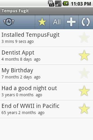Tempus Fugit Time Flies FREE - screenshot