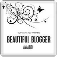 award beautiful blogger