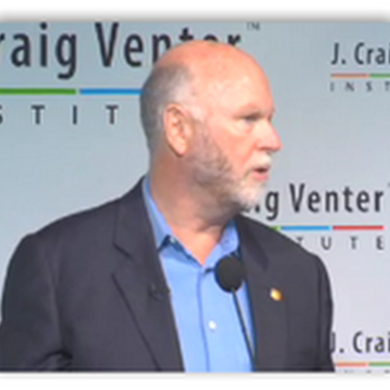Synthetic Life Announced by Craig Venter–All About the Code and Sequencing the Genome