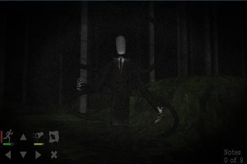 SlenderMan PAID- screenshot