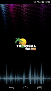 Tropical FM 104,3- screenshot thumbnail