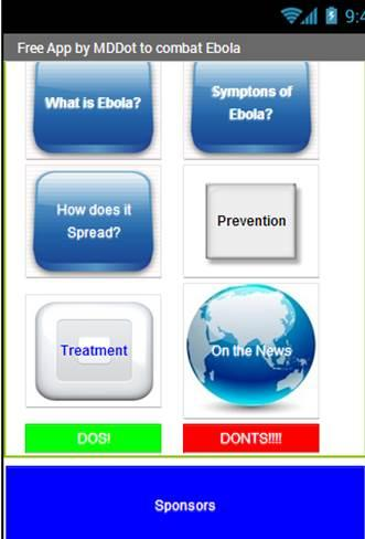 Prevent and Treat Ebola Virus