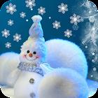 Christmas Snowman icon