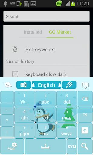 【免費個人化App】冬天快樂鍵盤-APP點子