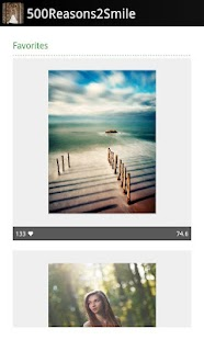 Brilliance: 500px Image Viewer - screenshot thumbnail