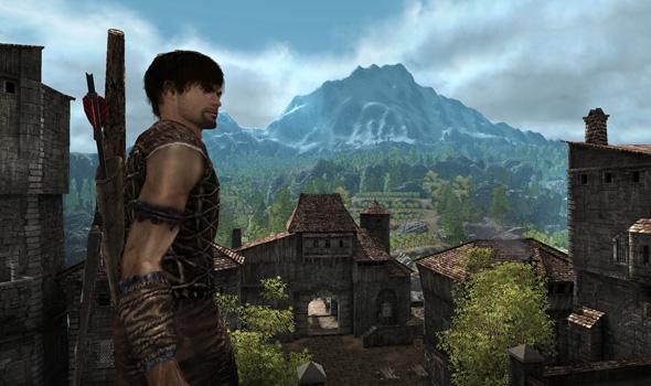 скриншоты gothic4