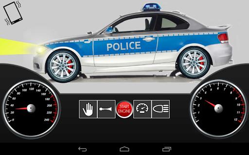 無料赛车游戏Appの幼児の子供の車のおもちゃ警察|記事Game
