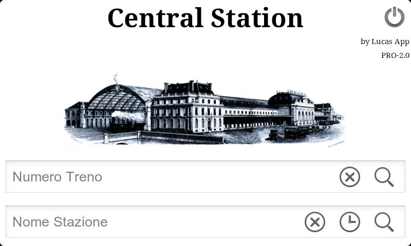 Central Station LITE (train) - screenshot